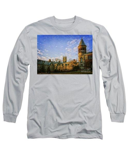 An Afternoon At Princeton Long Sleeve T-Shirt