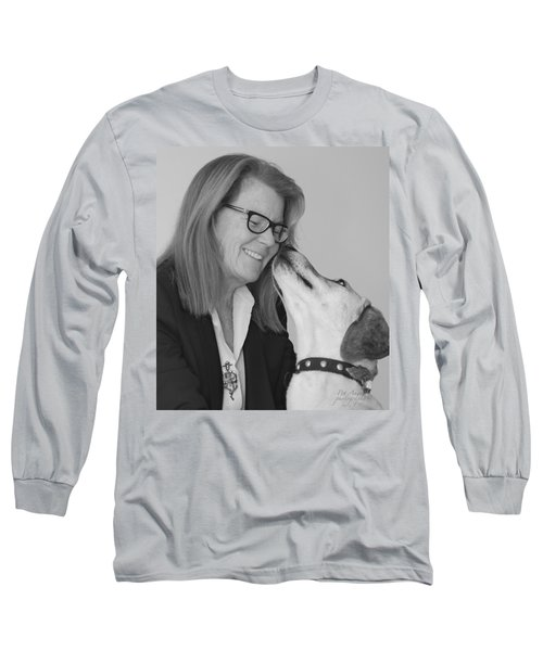 Andrew And Andree Bw Long Sleeve T-Shirt
