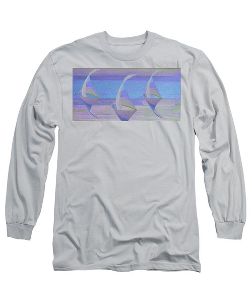 Angelfish3 Long Sleeve T-Shirt