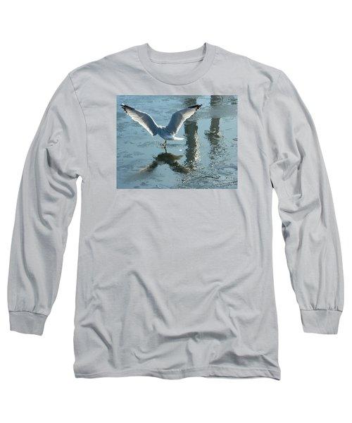Angelic Wings Long Sleeve T-Shirt
