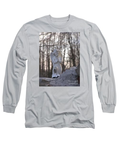 Angels Are Everywhere Long Sleeve T-Shirt