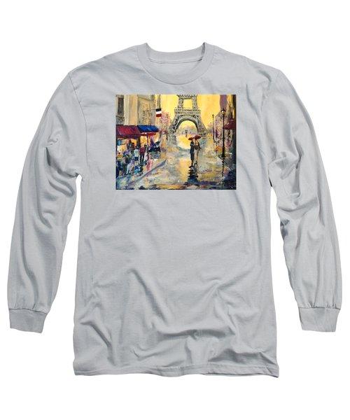 April In Paris Long Sleeve T-Shirt