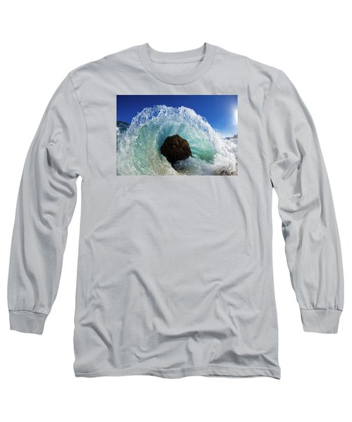 Aqua Dome Long Sleeve T-Shirt