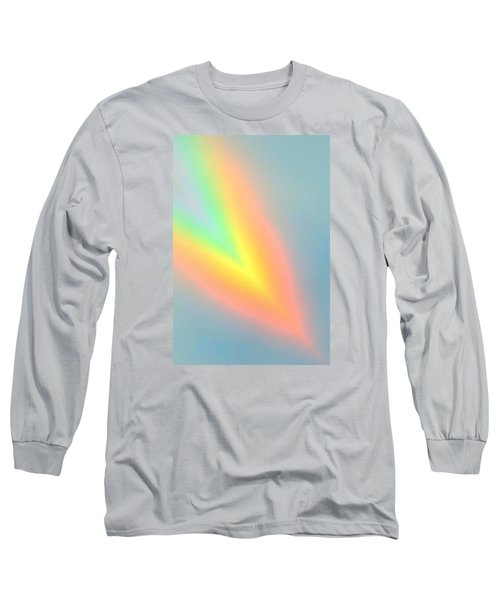 Long Sleeve T-Shirt featuring the photograph Arc Angle Two by Lanita Williams