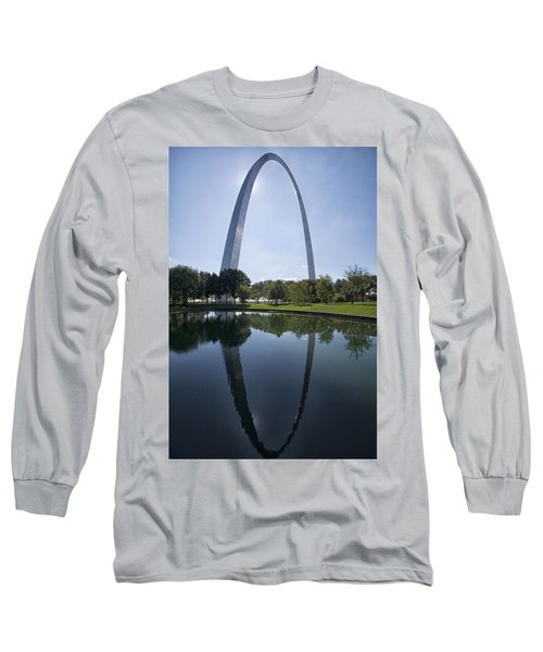 Arch Reflection Long Sleeve T-Shirt