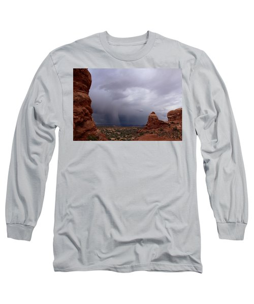 Arches National Monument Moab Long Sleeve T-Shirt