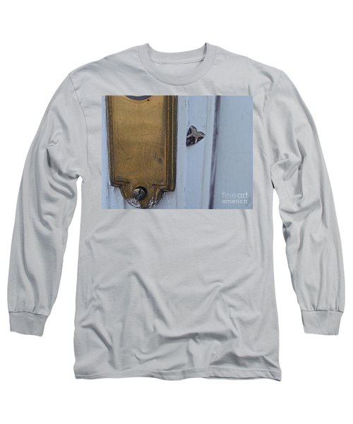 Arrowhead Doorbell Moth Long Sleeve T-Shirt