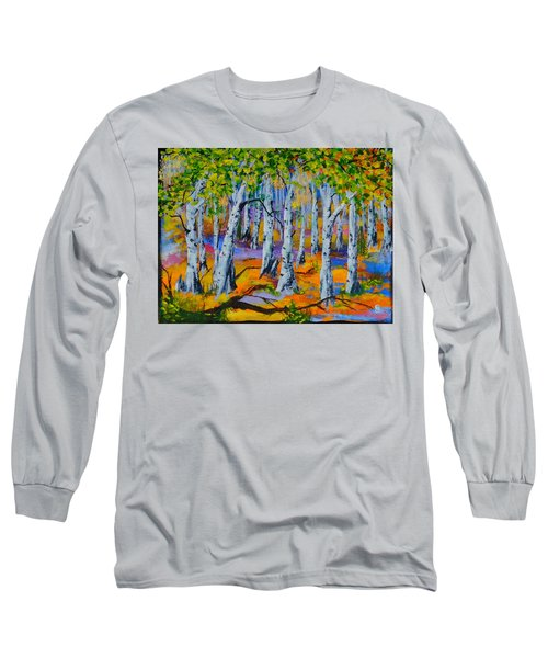 Aspen Friends In Walkerville Long Sleeve T-Shirt