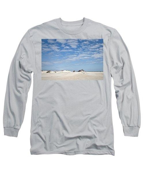 Assateague National Park Dunes Long Sleeve T-Shirt
