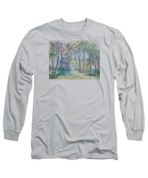 At Home In Marineland Fl Long Sleeve T-Shirt