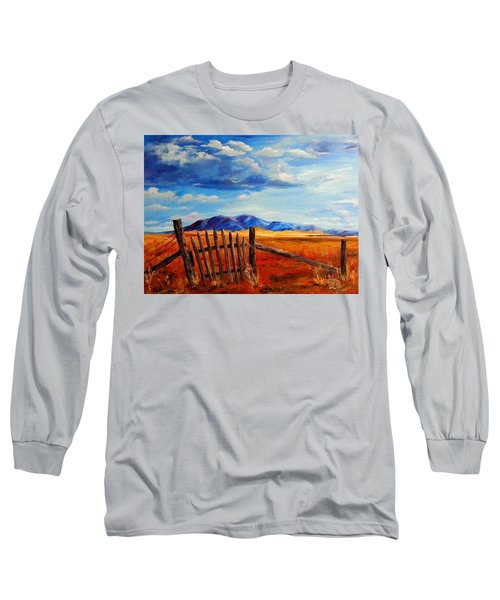 Atypical Long Sleeve T-Shirt