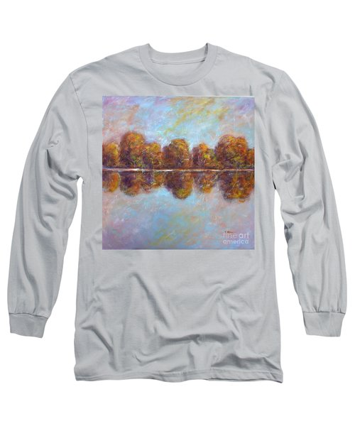 Autumnal Atmosphere Long Sleeve T-Shirt