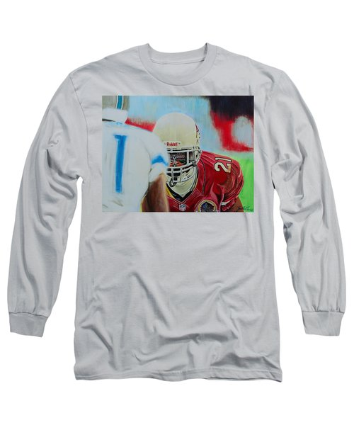 Az Cardinals Patrick Peterson Long Sleeve T-Shirt