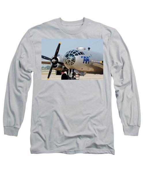 B-29 Bomber Fifi Long Sleeve T-Shirt