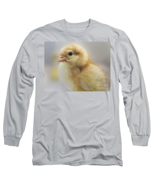 Baby Chicken Long Sleeve T-Shirt