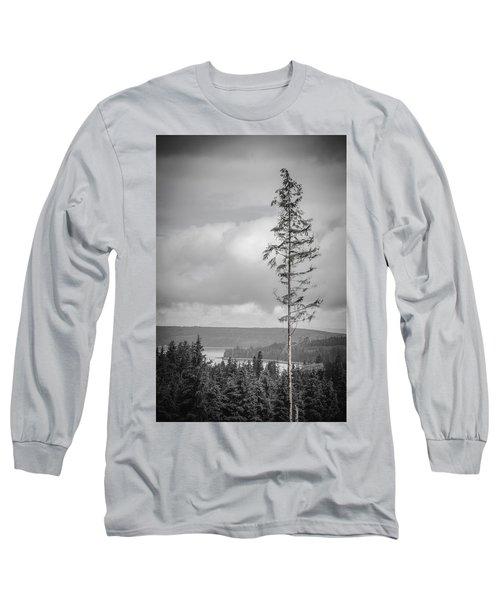 Tall Tree View Long Sleeve T-Shirt