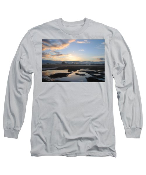 Bakersfield Sunrise Long Sleeve T-Shirt