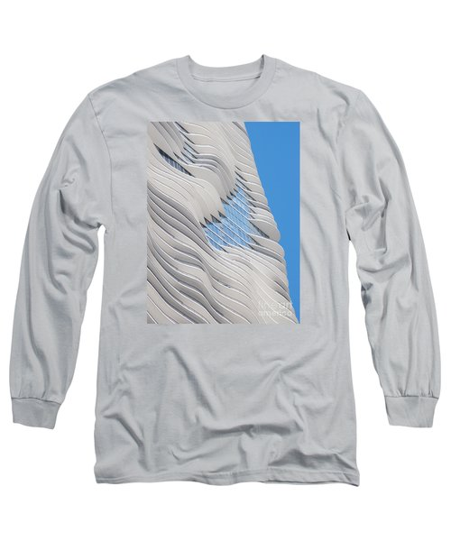 Balconies Long Sleeve T-Shirt by Ann Horn
