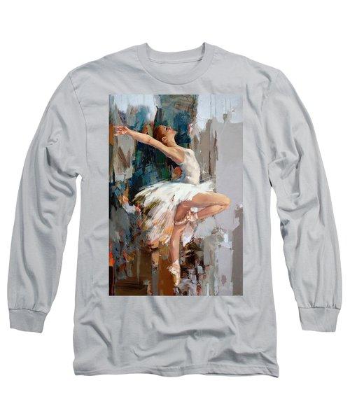 Ballerina 22 Long Sleeve T-Shirt