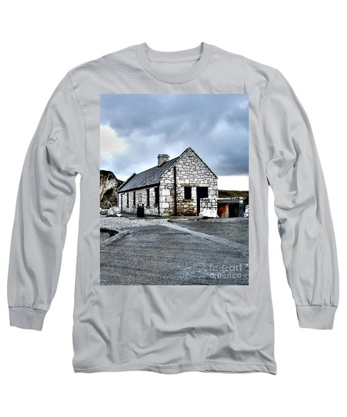 Ballintoy Stone House Long Sleeve T-Shirt