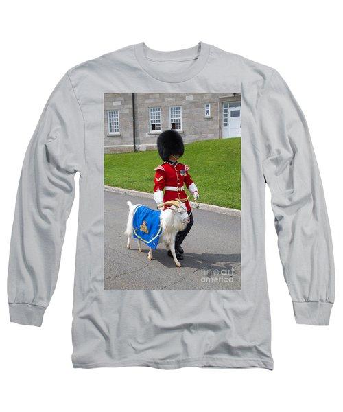 Baptiste The Goat Long Sleeve T-Shirt