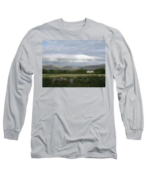 Baughlyvann Clouds Long Sleeve T-Shirt