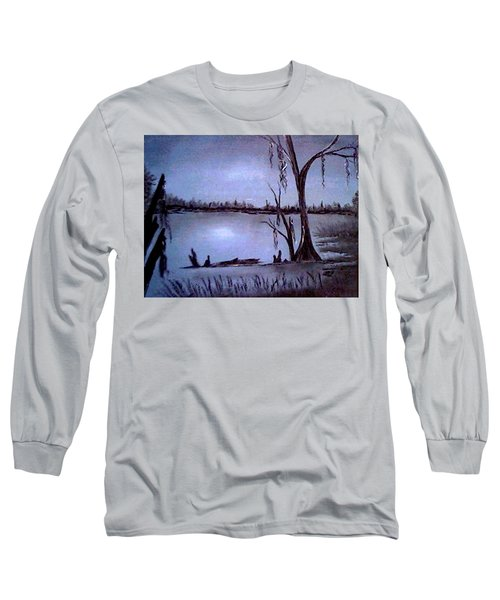 Bayou Dreams Long Sleeve T-Shirt