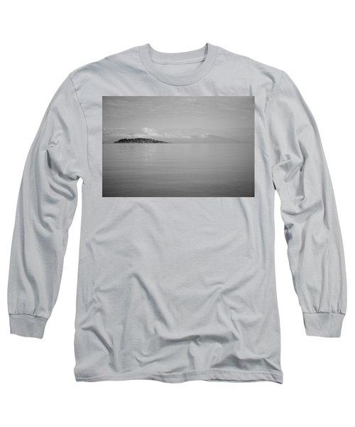Be Still My Ocean  Long Sleeve T-Shirt