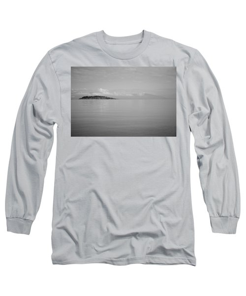 Be Still My Ocean  Long Sleeve T-Shirt