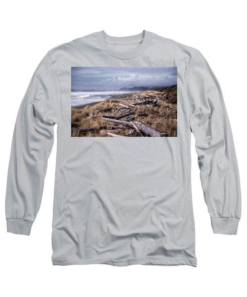 Beached Driftlogs Long Sleeve T-Shirt