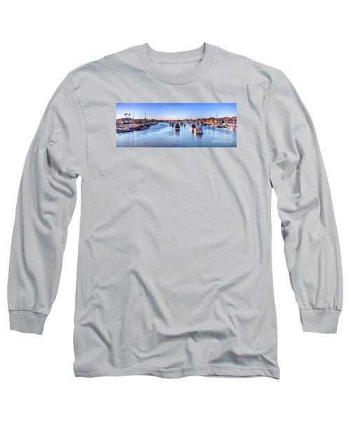 Beacon Bay Long Sleeve T-Shirt by Jim Carrell