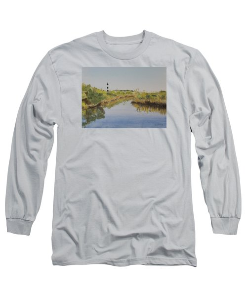 Beacon On The Marsh Long Sleeve T-Shirt