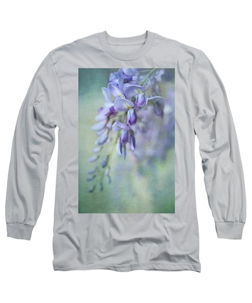 Beautiful Blue Long Sleeve T-Shirt