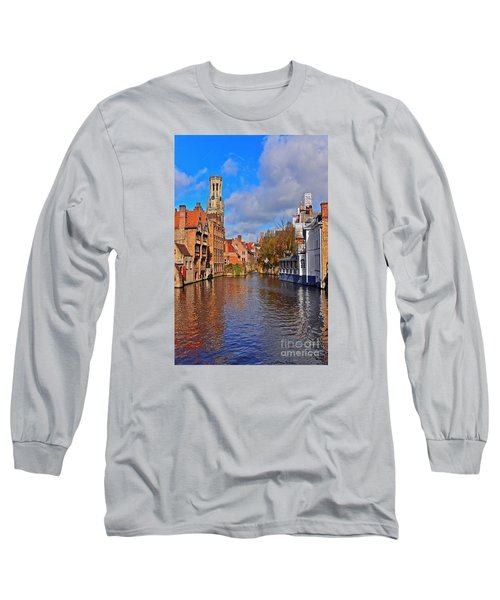 Beauty Of Belgium Long Sleeve T-Shirt