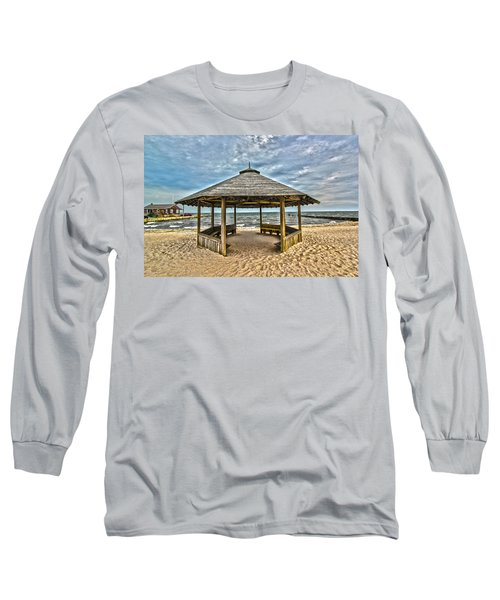 Bellport Ny - Gazebo Long Sleeve T-Shirt