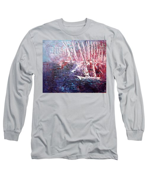 Belmont Turn  Long Sleeve T-Shirt