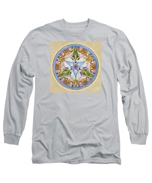 Beloved Mandala Long Sleeve T-Shirt