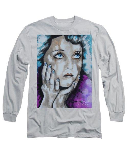 Bette Davis  01 Long Sleeve T-Shirt