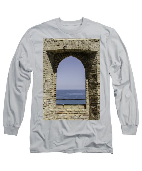 Beyond The Gate Of Infinity Long Sleeve T-Shirt