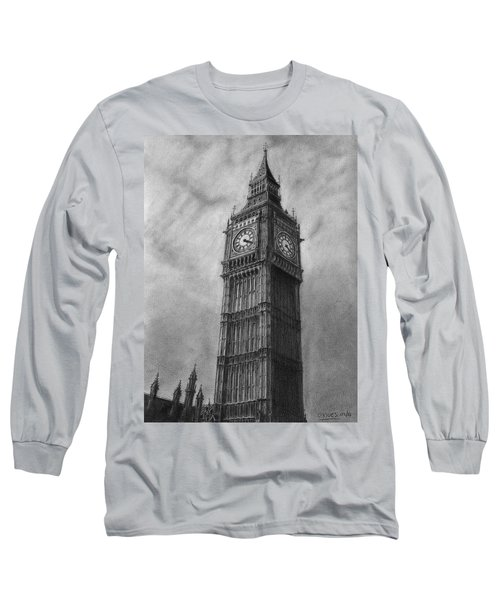 Big Ben London Long Sleeve T-Shirt