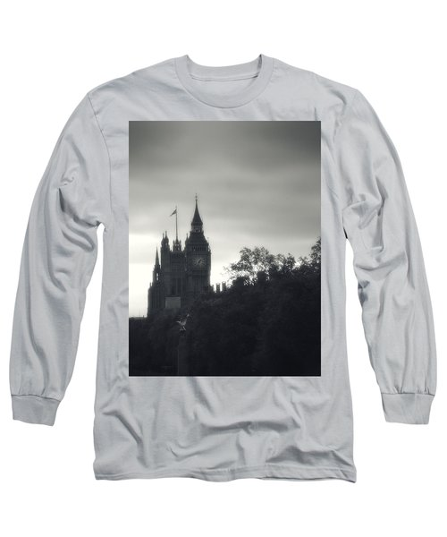 Big Ben Long Sleeve T-Shirt by Rachel Mirror