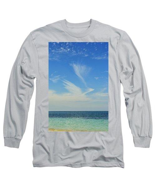 Bird Cloud Long Sleeve T-Shirt