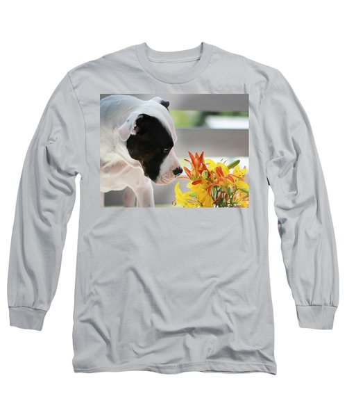 Birthday Bouquet Long Sleeve T-Shirt