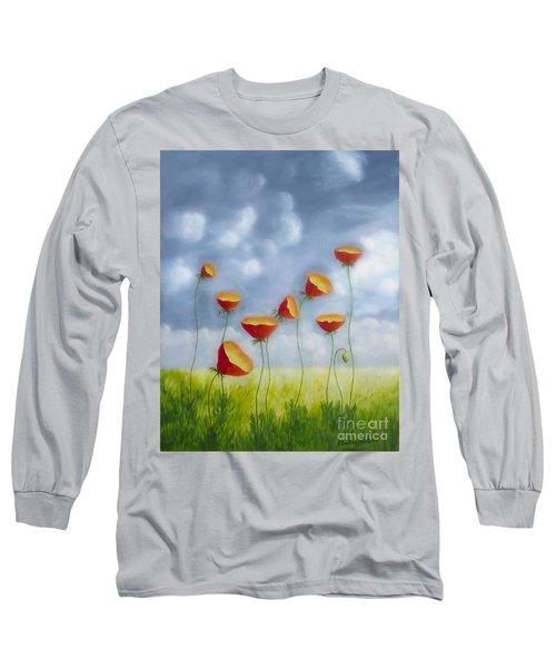 Blooming Summer Long Sleeve T-Shirt