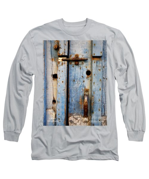 Blue Door Weathered To Perfection Long Sleeve T-Shirt
