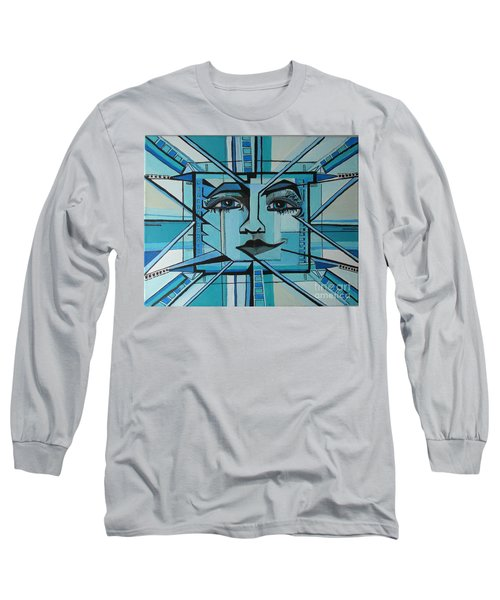 Blue Ray - Sun Long Sleeve T-Shirt