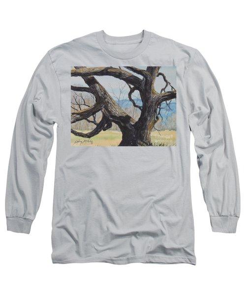 Blue Ridge Memories...sold Long Sleeve T-Shirt