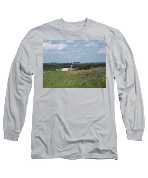 Blue Skies Long Sleeve T-Shirt