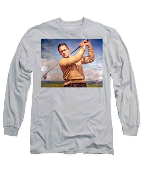 bobby Jones Long Sleeve T-Shirt