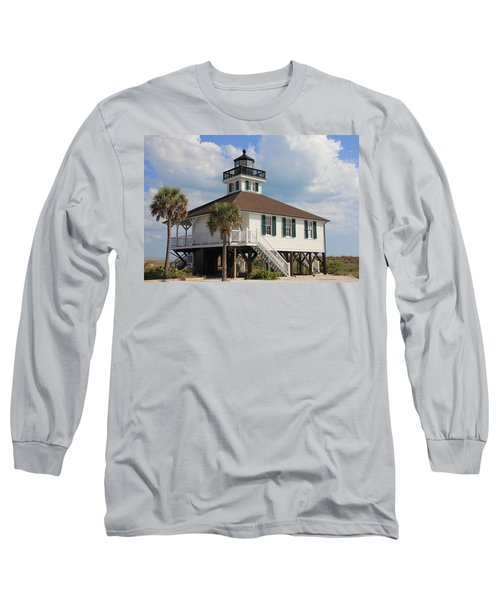 Boca Grande  Long Sleeve T-Shirt